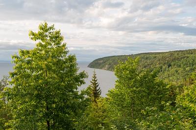 Omberg ovanför Älvarum