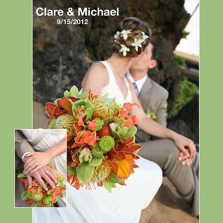 Claire & Michael