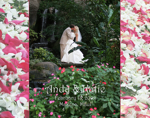 Andy & Katie Album