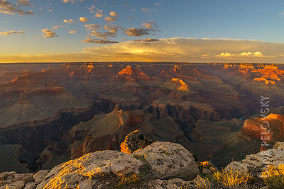Golden Hour Canyon