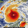 IMG_1054.jpg<br /> Cruising Aruba.<br /> Hurricane Felix passing the ABC islands.