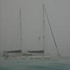 IMG_1030.jpg<br /> Cruising Aruba.<br /> We even put our anchor light on ;-)