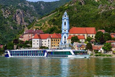 Cruising on the Danube