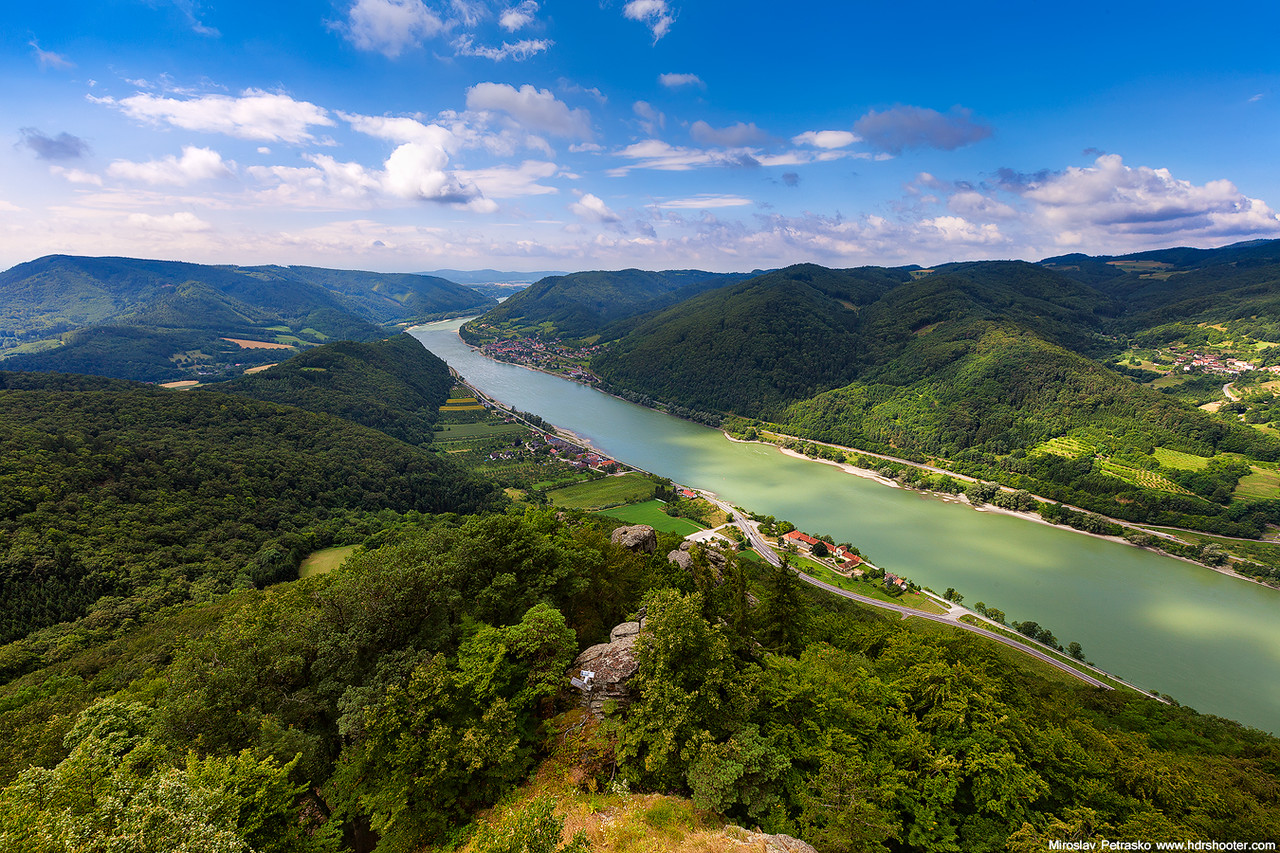 Top Photography spots - Wachau Valley, Austria
