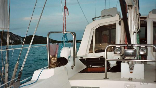 Cruising the Bahamas: Exumas.