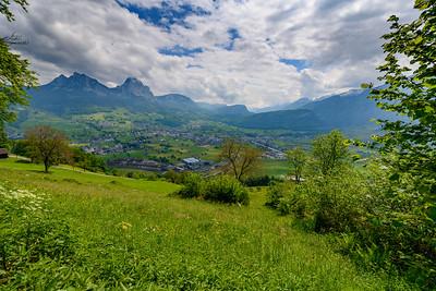 Schwyz and the Mythen