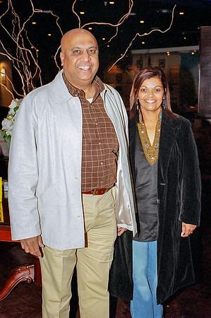 Dilip and Surekha