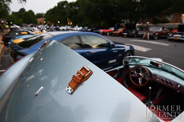 Porsche Speedster Buckle