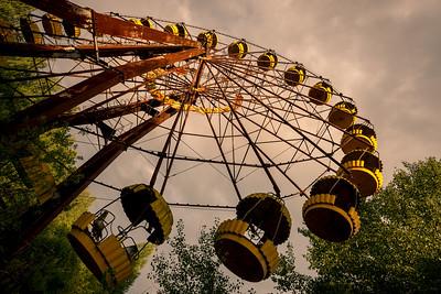 Scorching Wheel