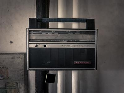 Radio Of The Past