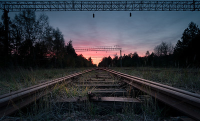 Rails to Sunset