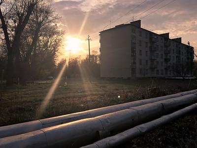 Lines Of Chernobyl