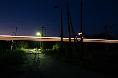 The Haunted Crossroad