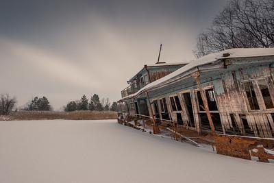 Chernobyl Winter 2016