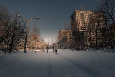 Lines OF Pripyat