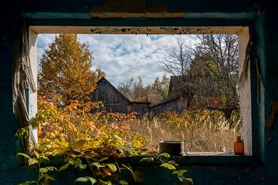 Framed Lubianka