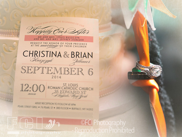 Christina and Brian