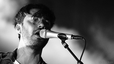 Hanni El Khatib (USA) - Festival de la Cité - Friche du Vallon - Lausanne - 7 juillet 2015