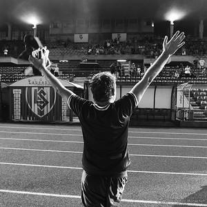 Prolongations - Massimo Furlan - Festival de la Cité - Stade de la Pontaise - Lausanne - 3 juillet 2015