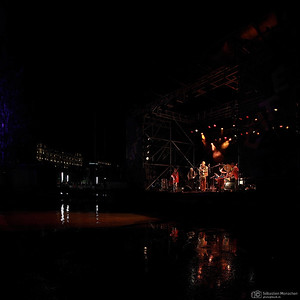 Idris Ackamoor & The Pyramids - Ouchy - Festival de la Cité - 5 juillet 2016