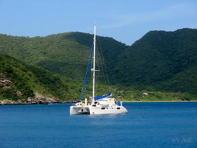 IMG_1171.JPG Cruising Colombia: Bahia Gairaca. And Blue Print Match is here too.