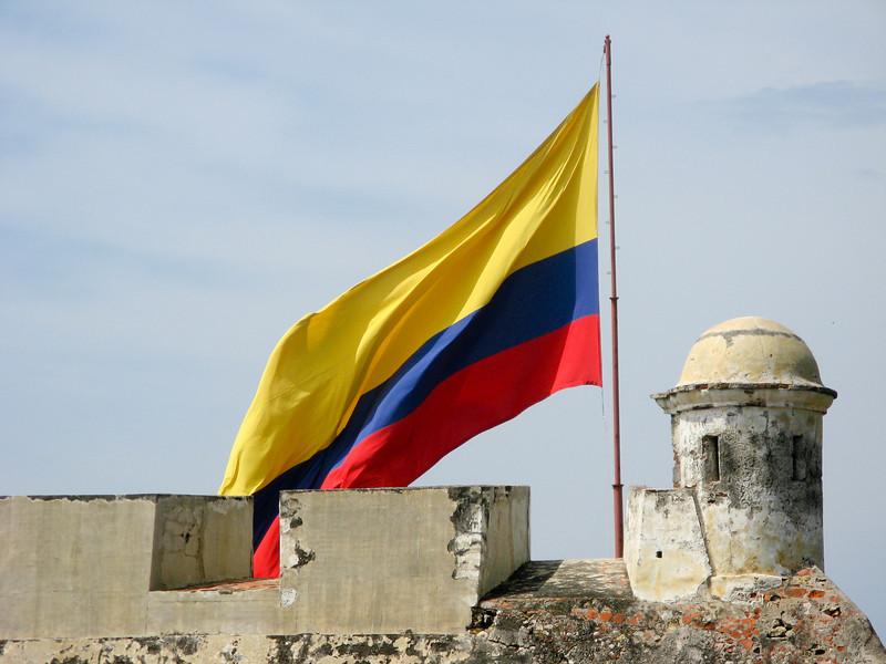 IMG_1294.JPG<br /> Cruising Colombia: Cartagena<br /> Castillo San Felipe