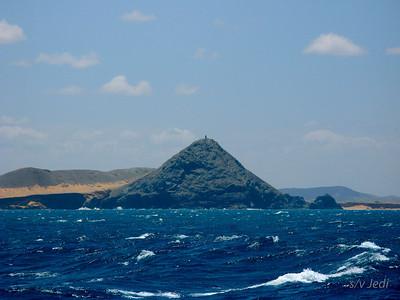 IMG_1152.JPG Cruising Colombia: Cabo de la Vela. What's that? lava? a pyramid?