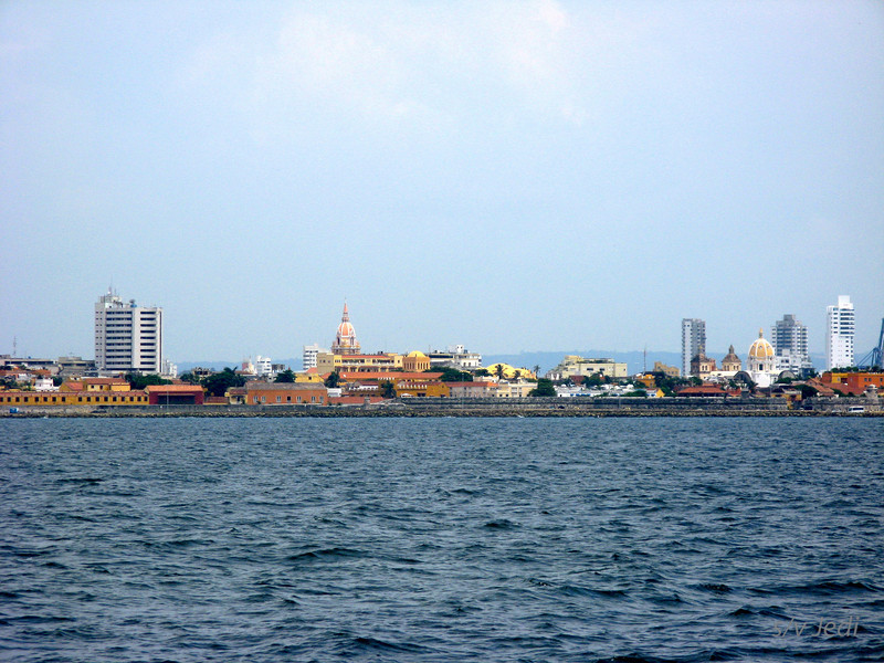 IMG_1242.JPG<br /> Cruising Colombia: Cartagena<br /> The old city.