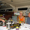 IMG_1338.JPG<br /> Cruising Colombia: Cartagena<br /> Hans and Annelies visiting Jedi and good Dutch Indonesian food time again ;-)