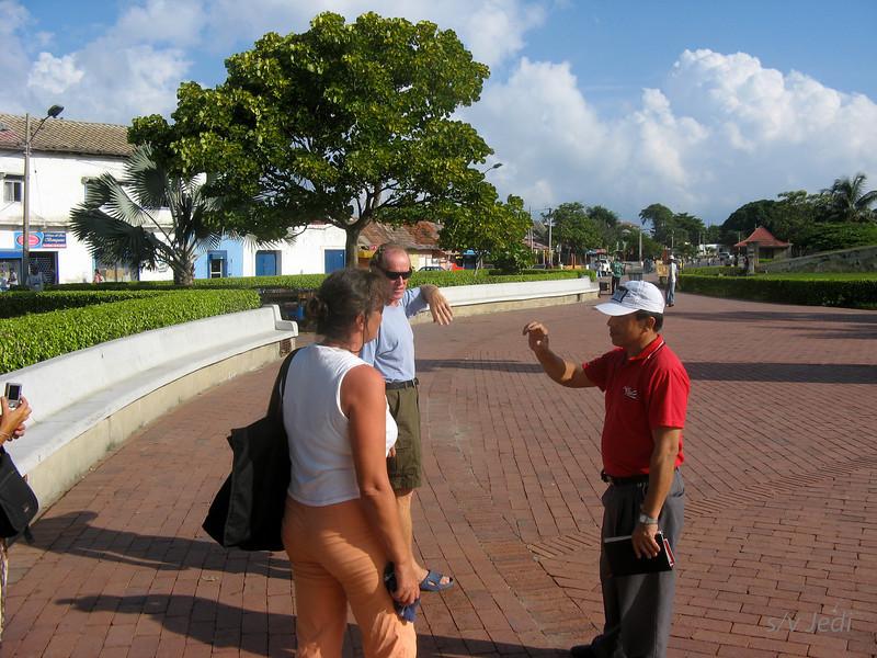 IMG_1257.JPG<br /> Cruising Colombia: Cartagena<br /> Castillo San Felipe