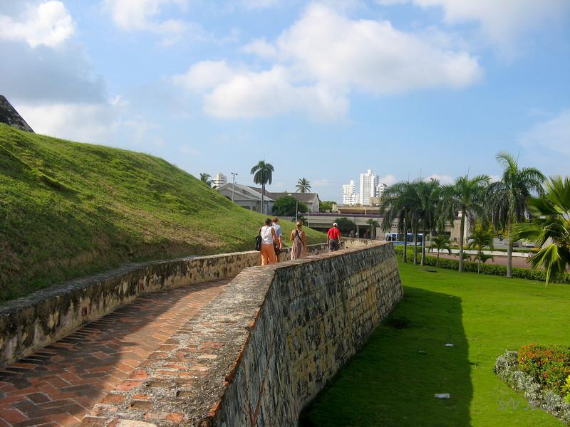 IMG_1264.JPG<br /> Cruising Colombia: Cartagena<br /> Castillo San Felipe