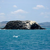 IMG_1155.JPG<br /> Cruising Colombia: Cabo de la Vela.<br /> Cayo El Morro with Gecko at final approach for anchoring.