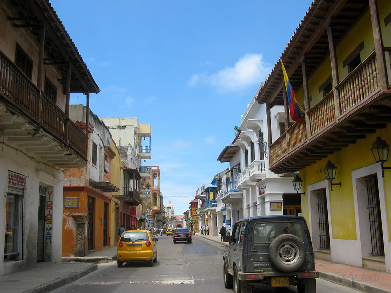IMG_1312.JPG<br /> Cruising Colombia: Cartagena<br /> Scenes from a taxi.