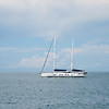 IMG_1202.JPG<br /> Cruising Colombia: Rodadero<br /> No wind so we are motoring.