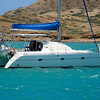 IMG_1157.JPG<br /> Cruising Colombia: Cabo de la Vela.<br /> Gecko at anchor in 35 knots of wind this time ;-)