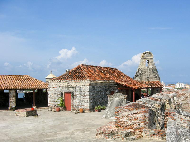 IMG_1277.JPG<br /> Cruising Colombia: Cartagena<br /> Castillo San Felipe