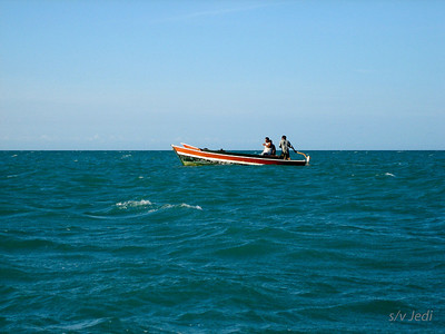 IMG_1162.JPG Cruising Colombia: Cabo de la Vela. And there's the fishermen from the village.