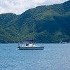 IMG_1201.JPG<br /> Cruising Colombia: Rodadero<br /> Were motoring close to shore.