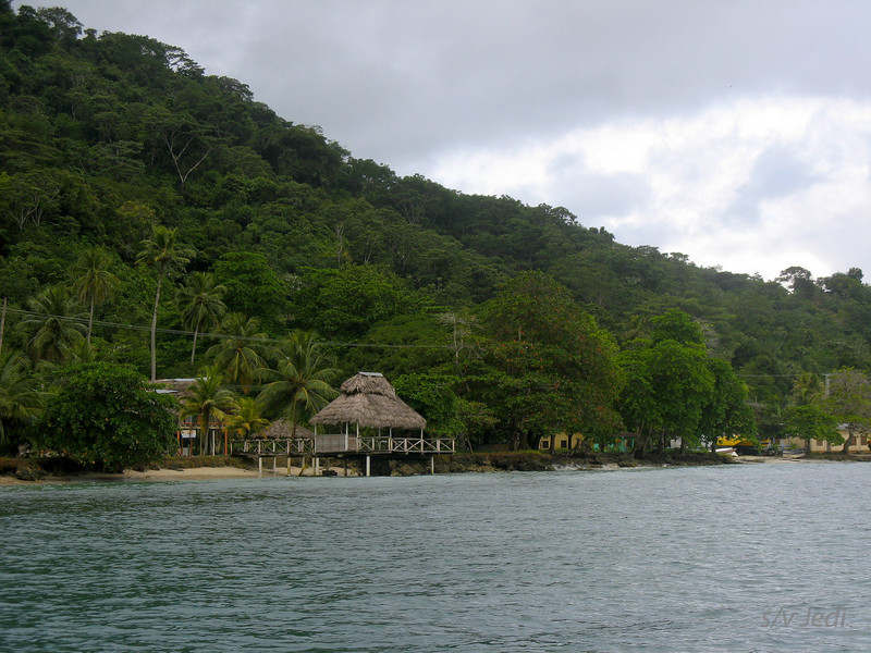 IMG_1363.JPG<br /> Cruising Colombia: Sapzurro.<br /> Sapzurro is a border town with Panama and a little paradise.