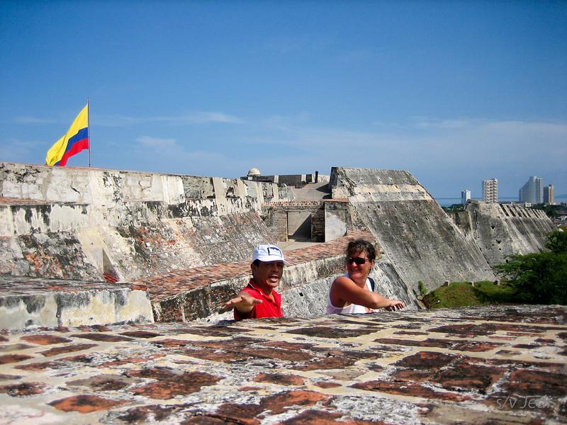 IMG_1274.jpg<br /> Cruising Colombia: Cartagena<br /> Castillo San Felipe