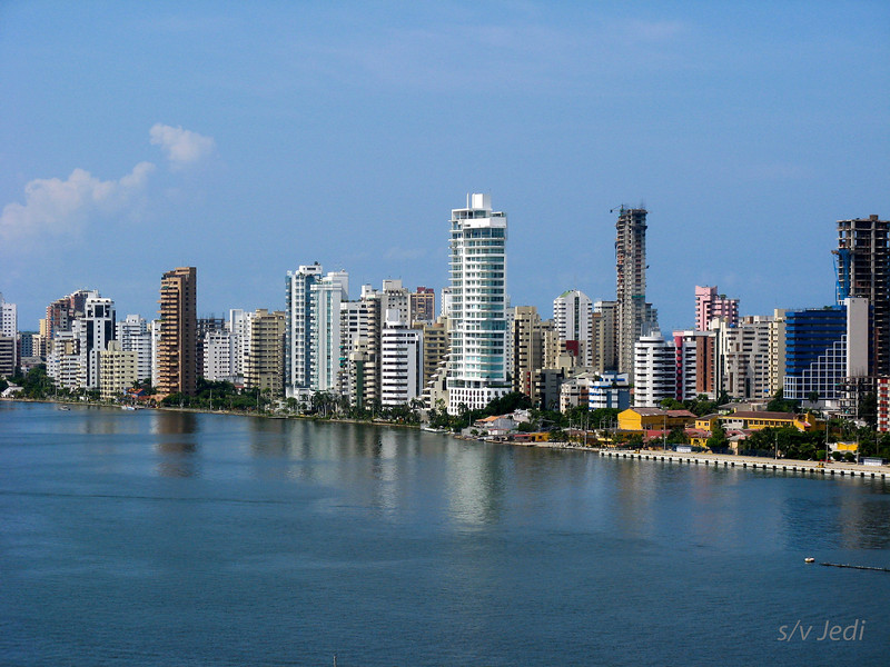 IMG_1305.JPG<br /> Cruising Colombia: Cartagena<br /> There's a lot of construction being done here.