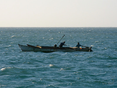 IMG_1161.JPG Cruising Colombia: Cabo de la Vela. And there's the fishermen from the village.