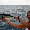 IMG_1216.jpg<br /> Cruising Colombia: Puerto Velero.<br /> Sashimi tonight again.