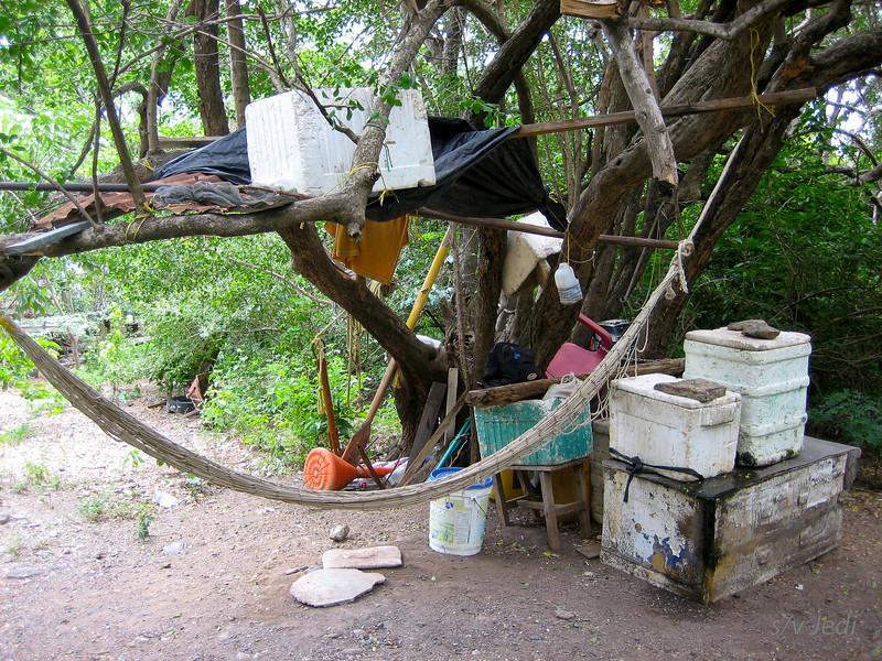 IMG_1190.JPG<br /> Cruising Colombia: Bahia Gairaca.<br /> Someone lives here.