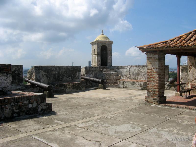 IMG_1279.JPG<br /> Cruising Colombia: Cartagena<br /> Castillo San Felipe