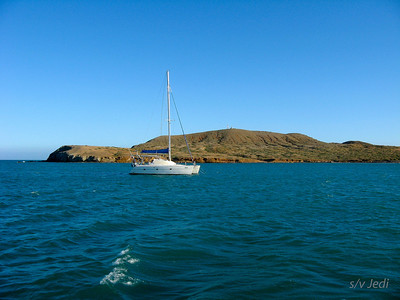 IMG_1163.JPG Cruising Colombia: Cabo de la Vela. The next morning the wind is calm.