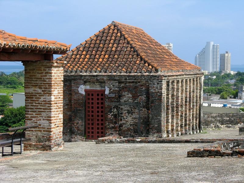 IMG_1291.JPG<br /> Cruising Colombia: Cartagena<br /> Castillo San Felipe