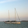 IMG_1146.JPG<br /> Cruising Colombia: Bahia Honda<br /> Jedi at anchor in an empty country.