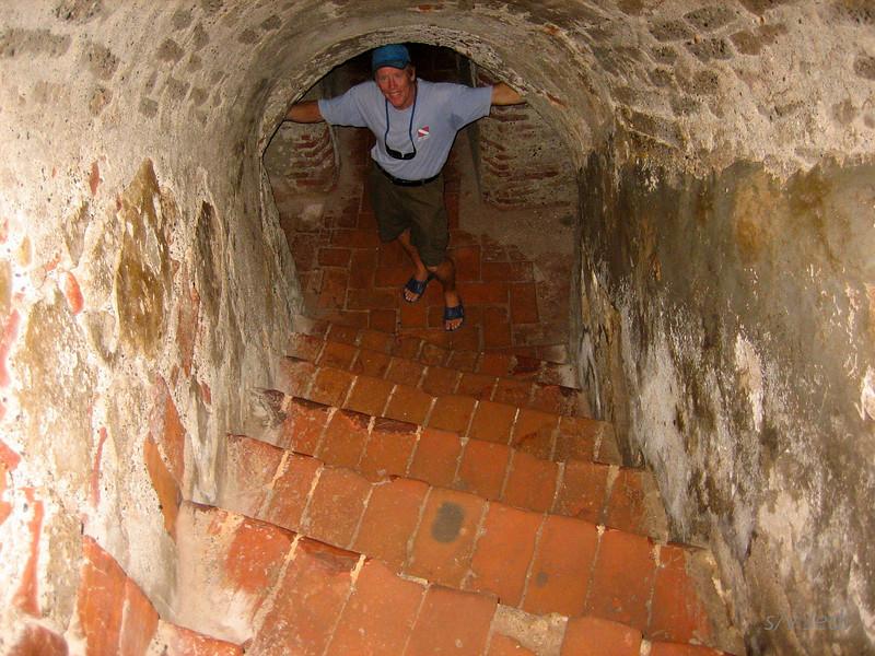 IMG_1295.jpg<br /> Cruising Colombia: Cartagena<br /> Castillo San Felipe