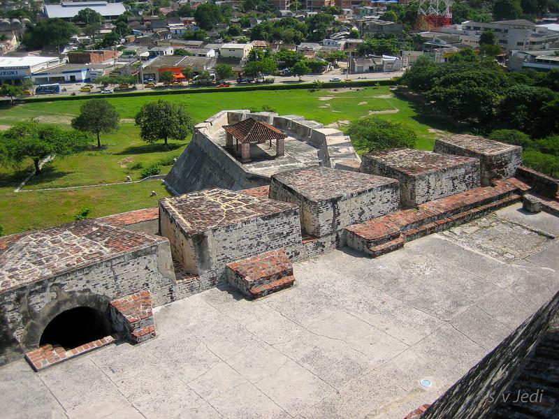 IMG_1285.jpg<br /> Cruising Colombia: Cartagena<br /> Castillo San Felipe